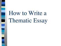 A literary thesis generally quizlet